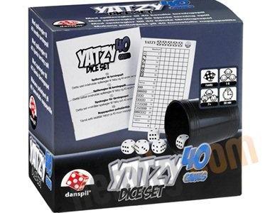 Yatzy 40 Spelvarianter från Danspil